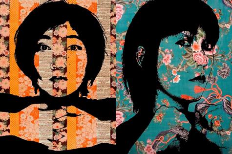 """Figure 4 : Miki Nitadori, """"Combat"""", 2003-2007"""